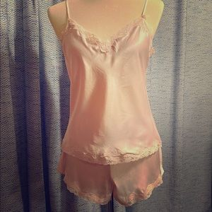 Vintage Victoria's Secret Cami & Short Set